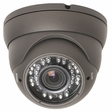 Gen IV D2 30IR Color Infrared Dome Camera with Armor I/R 700TVL Sony Effio-E, 2.8-11mm VF Lens