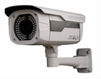 Gen IV G4-IPEX-VIR High Resolution 3MP IP66 Vandal/Weather Proof IP-Network Camera