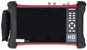 Telpix LD-M8000 7 Inch Tester Monitor for 5MPTVI / 4MPCVI / 4MP / AHD IP ANALOG / HD SDI / EX SDI Tes