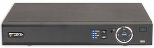 GenIV G4-HBX-08 8 Channels 1U Hybrid 960H/WD1 & Network DVR with 2 internal Sata Ports