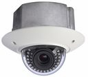 GenIV IP23FM 5MP Large Dome IP Camera