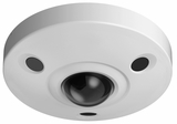 GenIV IP32 12MP Vandal-Proof IP Fisheye Camera