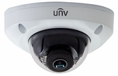 GenIV ISX-WG4-FX28 8MP Infrared Vandal-Proof Wedge-Dome Network Camera