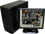 Geovision GV-600-4, 4ch Video 1ch Audio 30FPS Geovision DVR System