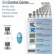 GeoVision GV-Control Center 55-CTRLC-000 Pro Series Integrated Security Management System