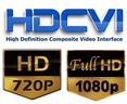HD CVI High Definition Cameras and DVRs