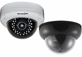 HD-CVI Dome Cameras Indoor and Outdoor