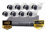 High Definition HD TVI Camera Systems