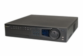 Hybrid CCTV DVR, Composite Input and  IP NVR for Network Cameras
