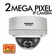 IM-V22 Prime 2 Mega Pixel Dome Vandal and Weather Proof IP Camera