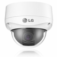 LG LCV5100 700 TVL Weatherproof Vandal-Resistant 650-Resolution Dome Camera