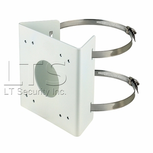 Ltb355 Pole Mount Bracket For Ltb352 Wall Mount