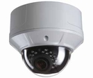 LTS CMD3070D Vandal and Weather Proof Camera Ultra High-Res 700TVL w/ Sony Effio DSP and Ex-View CCD, VF Lens 2.8~12mm, Night Vision