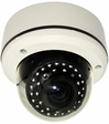 "LTS CMD3383W 1000 TVL 1/3"" 1.3MP sensor 2.8-12 Millimeter Mega Pixel Lens Wide Dynamic Range Aluminum housing DC 12V Dome Camera"