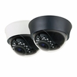 LTS CMD4365 Indoor High Performance Night Vision Dome Camera - White Case