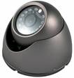 "LTS CMD665 24IR Color Infrared Dome Camera, 1/3"" Sony CCD 480TVL, Outdoor, Vandal Resistant"