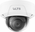 LTS CMIP7382NW-M Platinum Network Vandal Dome IP Camera 8MP - 4mm