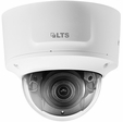 LTS CMIP7853W-SZ Platinum Varifocal Motorized Dome IP Camera - 5MP