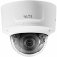 LTS CMIP7863W-SZ Platinum Varifocal Motorized Dome IP Camera - 6MP