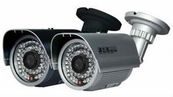 "LTS CMR5372B-CM 700 TVL 1/4"" sensor 3.6 Millimeter Fixed Lens 42 pcs IR LEDs  weather-proof Vandal DC 12V Input Bullet Camera"