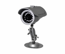 LTS CMR819H Small Size Outdoor IR Nightvision Camera, Hi-Res 420TVL, 60FT IR Range, Sony HAD CCD