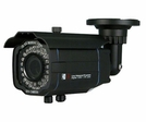 LTS CMR828B All Purpose High Resolution 540 TVL Weather Proof Night Vision Camera 2.8~12mm Lens