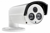 LTS CMR8672 700TVL 8mm Fixed Lens Weather Proof Infrared Night Vision Bullet Camera