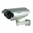 LTS CMRH1087D Varifocal Lens Bullet Camera, Long Range, Dual Voltage 12V DC/ 24V AC