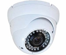 "LTS CMT2073 1/3"" 700 TVL Sensor 2.8-12mm Varifocal Lens 36 PCS IR LEDs 100ft IP 66 DC 12V Input Turret Camera"