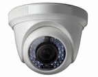 LTS CMT2512H 1.3 Mega Pixel 3.6mm Fixed Lens Weather Proof Infrared Night Vision Dome Camera