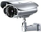 LTS CT6040H Extra Long Range IR Camera 150FT, 540TVL, VF Lens 8~22mm, Outdoor 12DC/24AC