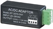 LTS DV-AT12015-D01 Power Adapter 24 VAC to 12 VDC