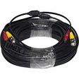 Plug&Play Cables for CCTV Cameras and Monitors
