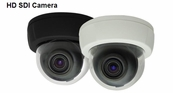 "SDI-DO8002-W 1/3"" CMOS Lens 1080P Resolution 4mm Fixed Lens Dome Camera"