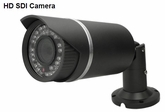 "SDI-IR8002-3312 1/3"" Panasonic CMOS Lens 1080P Resolution 36 IR HD SDI Infrared Bullet Camera"
