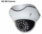 "SDI-VP9830 1/3"" CMOS Lens 1080P Resolution 24 IR  4mm Fixed Lens Vandalproof Camera"