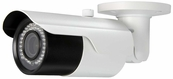 Telpix AIR-C2042FV A-HD 1080p(2MP) Bullet Camera w/ Auto-Iris VF Lens & 48 IR LED