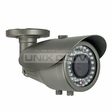Telpix IR-7044V Effio-E 700TVL Infrared Bullet Camera with IR-Cut Filter & Dual Power