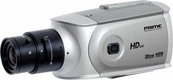 Telpix Prime PB-624D Ultra High Resolution Box Camera w/ Double Scan WDR, 3DDNR, Sens-Up, UTP, Dual Voltage