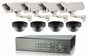 Ultimate Series CCTV System Best For Hotel, Dealership, Parking Lot, Storage Facility, Gas Station