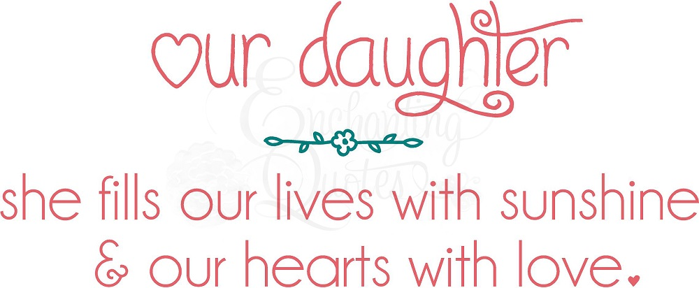 baby girl quotes quotes for little girls daughters nursery decals