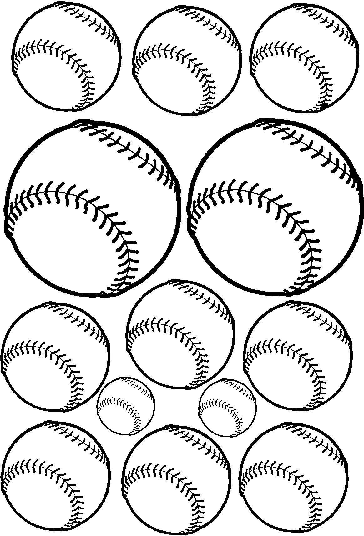 Baseball Wall Sayings Stickers Vinyl Decals