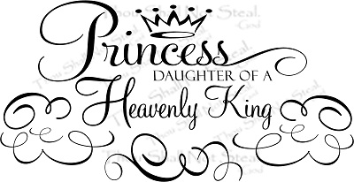 Popular Items For Daughter Of The King Etsy Inspirational Qu On Well