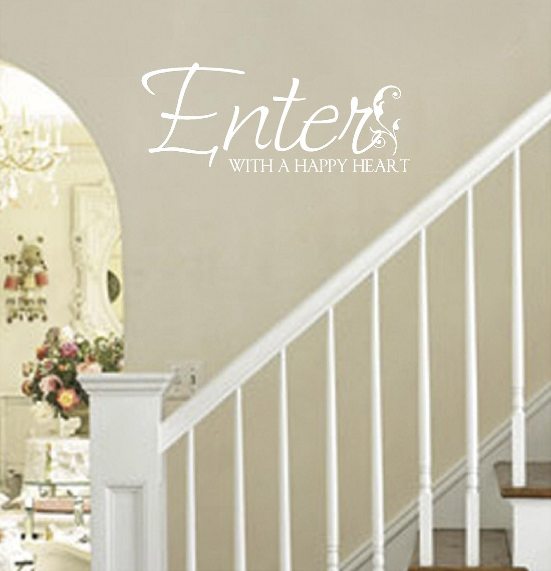 Foyer Colors Quote : Welcome quotes for home to our