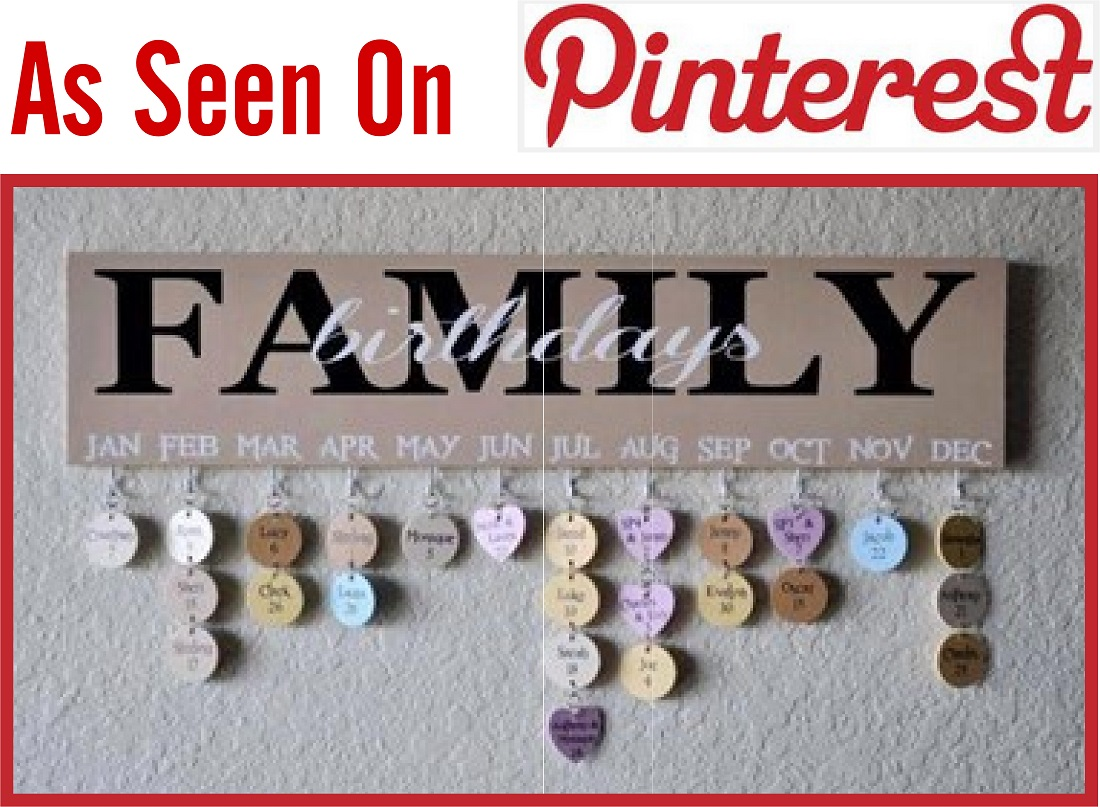Family Quotes Vinyl Wall Decals Sayings Birthdays