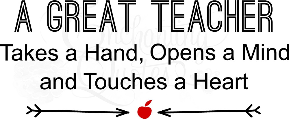 Quotes About Teaching Enchanting Wall Quotes  Inspirational Quotes For Teachers