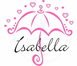 Umbrella - Personalized