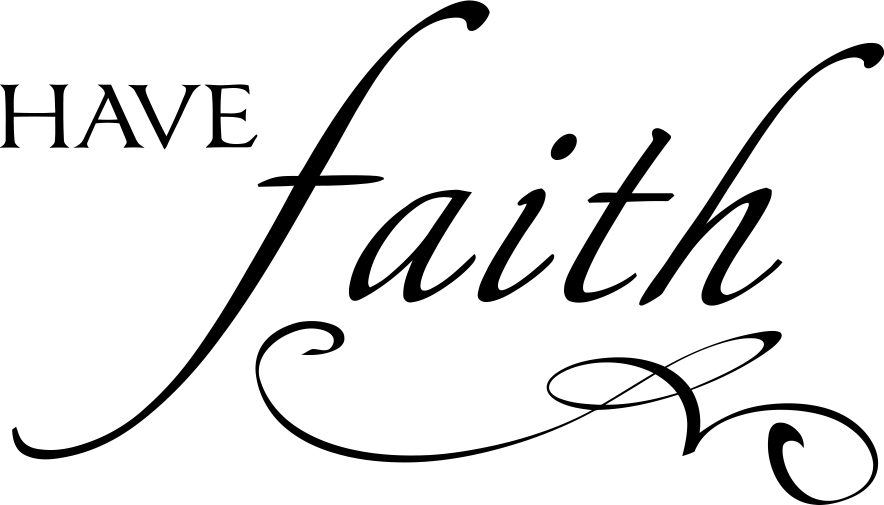 Vector Drawing Lines Quotes : Vector quotes graphics for digital download have faith