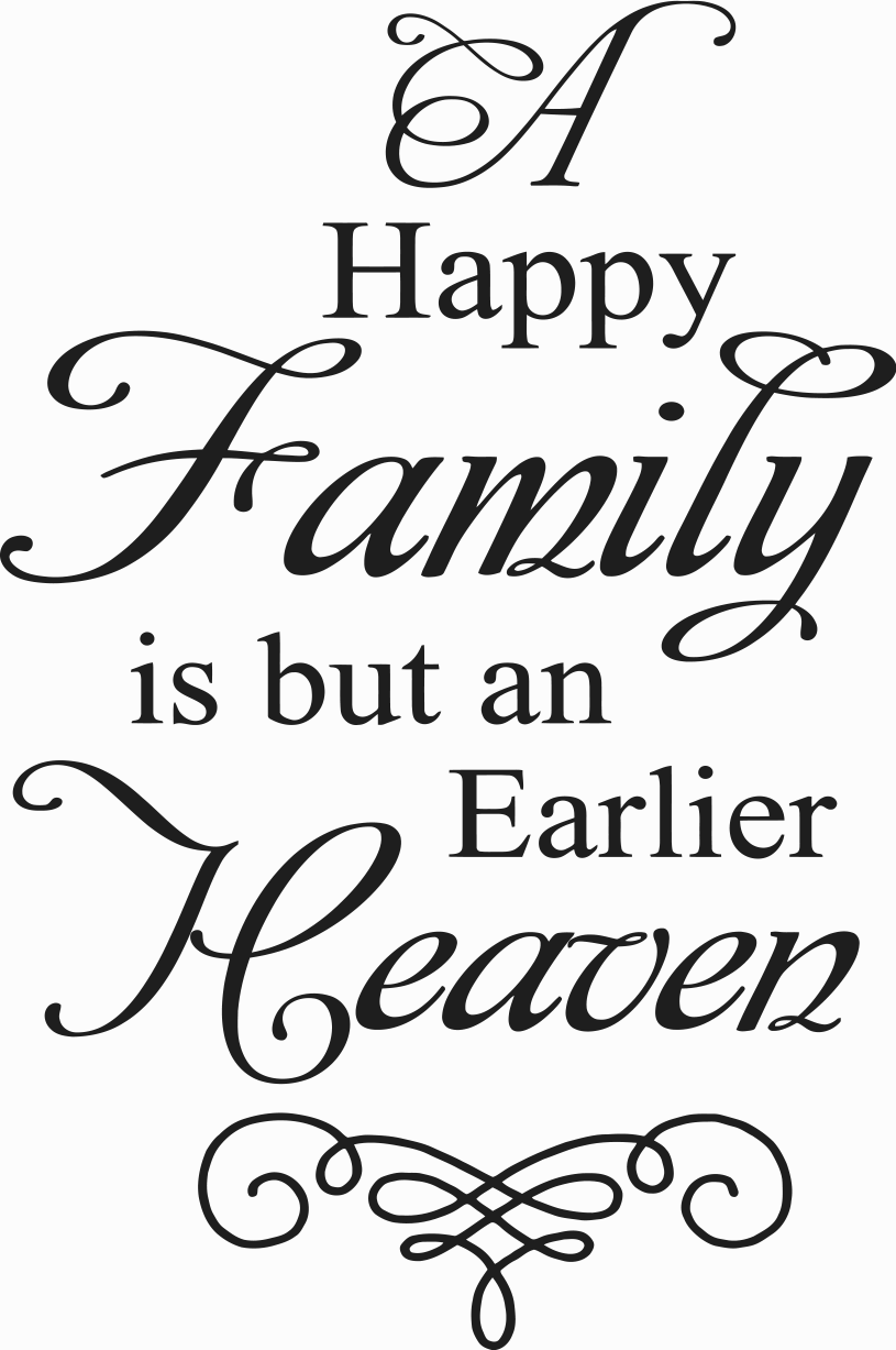 Motivational Quotes Vector Vinyl Ready Quotes Happy Family Enchanting Quotes Vinyl Ready Quotes Vector Digital Quote Happy Family Sayings