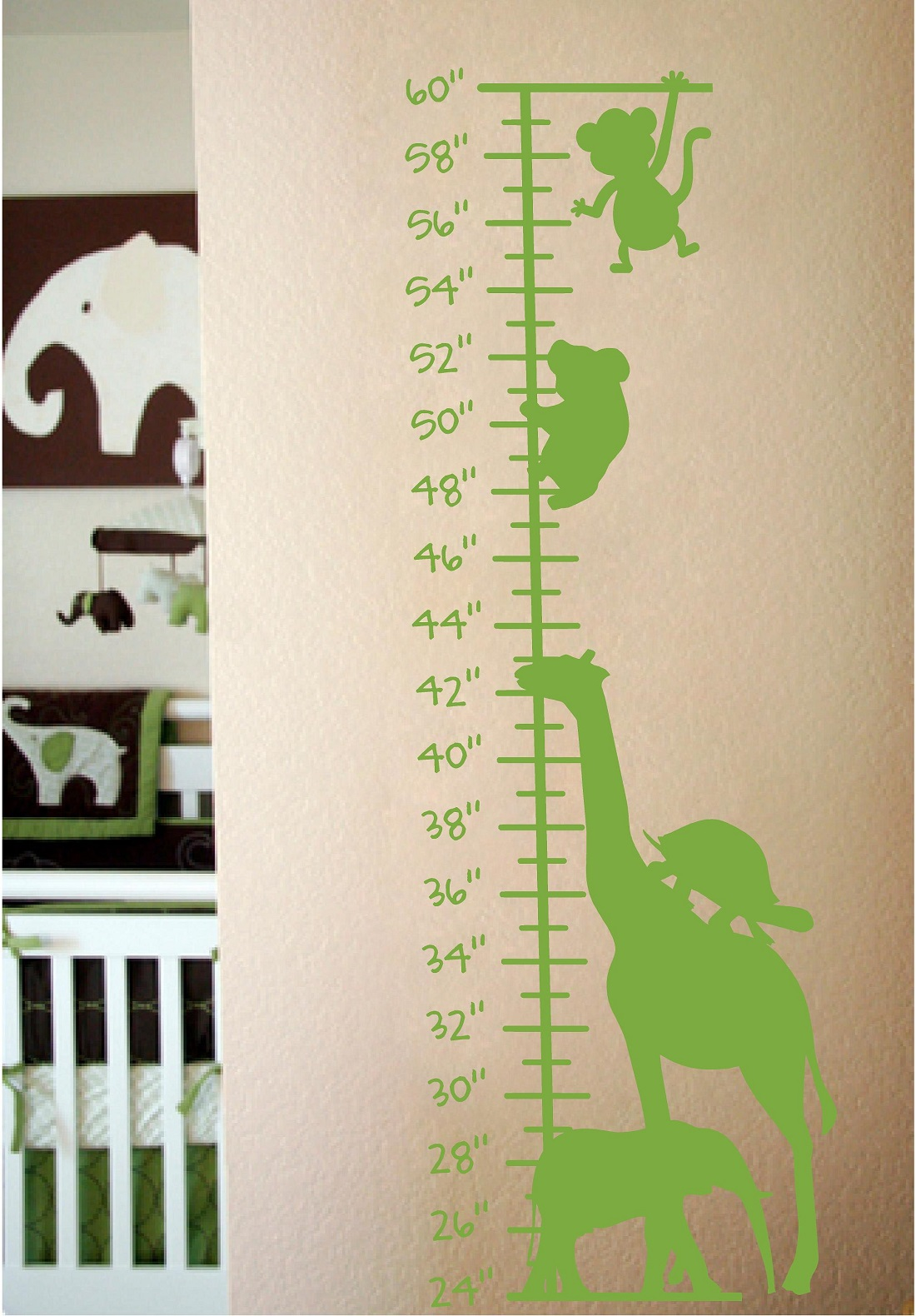 Vinyl growth charts nursery wall quotes vinyl wall art nursery wall quotes vinyl wall charts vinyl growth charts nvjuhfo Image collections